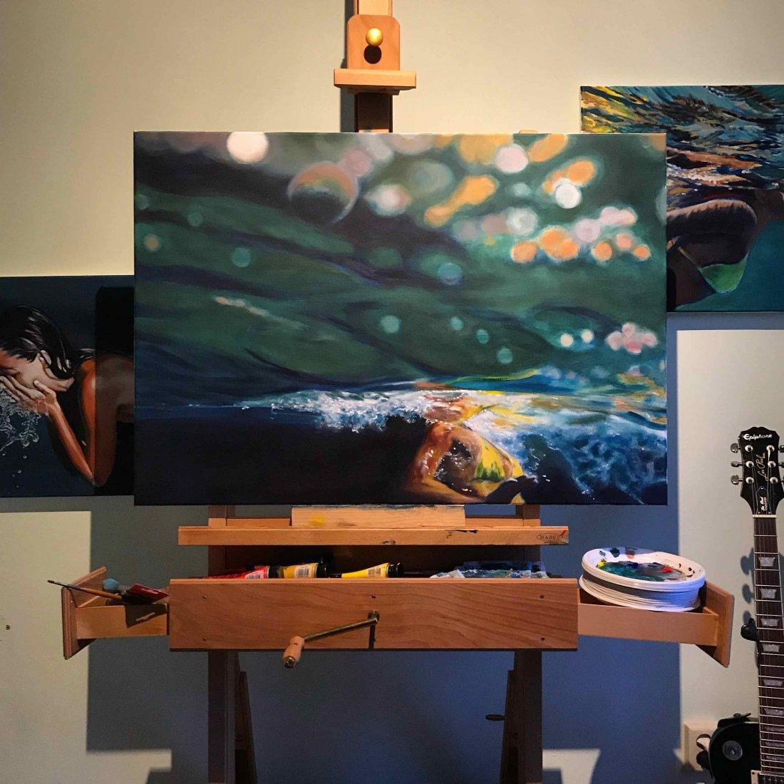 bumblebee-antoinerenault-art-saatchiart-6