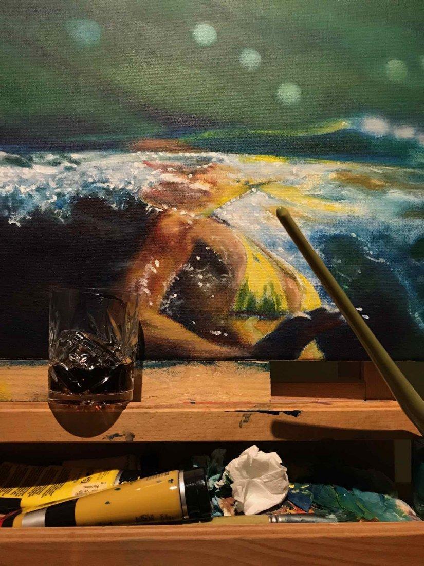bumblebee-antoinerenault-art-saatchiart-8