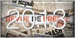 presse 2013