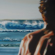 """Swell Sandra"" © 2014 - Antoine Renault"