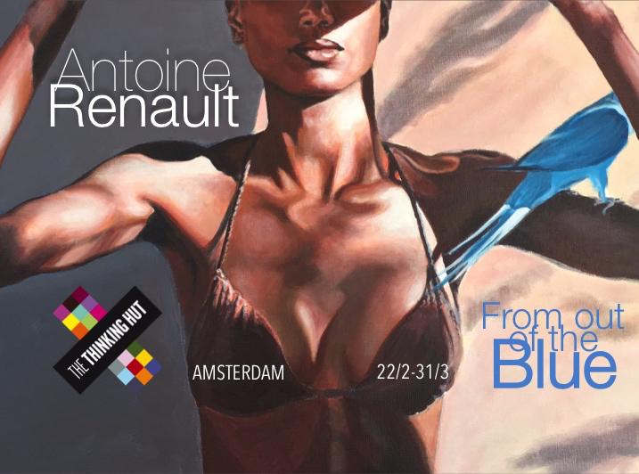theThinkingHut-amsterdam-art-exhibition-antoinerenault-affiche